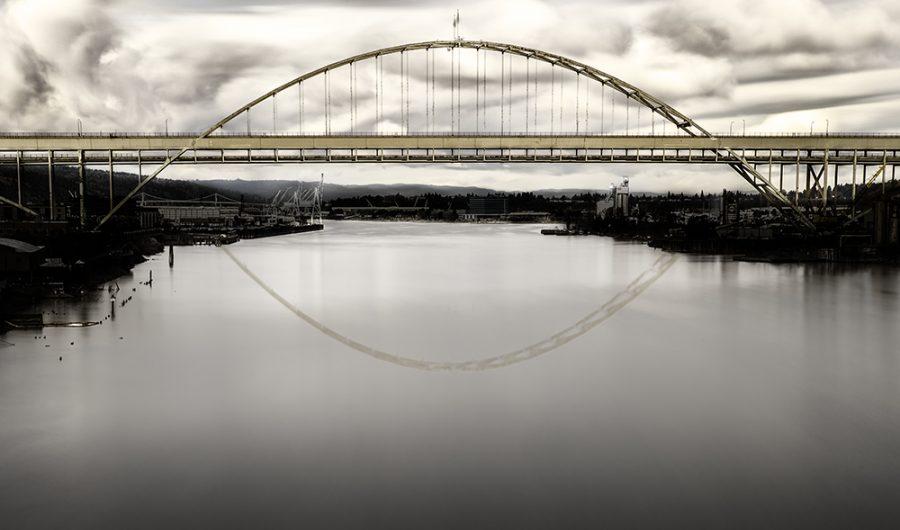 Fremont Bridge Portland