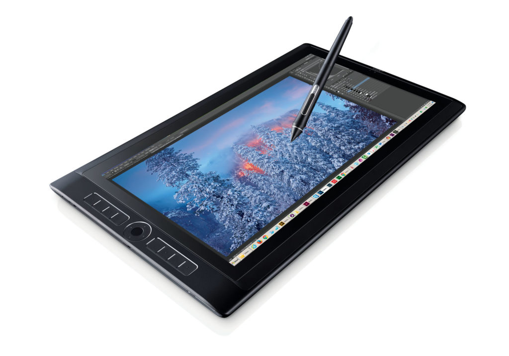 The Wacom MobileStudio Pro and Pro Pen 2 are a great combination for the travelling photographer.