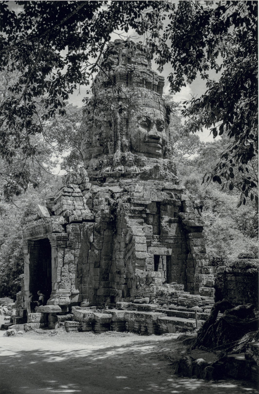 Figure 18. Angkor Wat, Structure, 2004