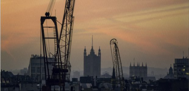 Figure 20. London, England, Sunrise, 2012