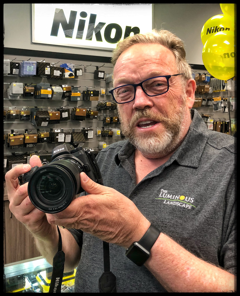 My Thoughts On The NEW Nikon Z6 and Z7 Cameras - Luminous