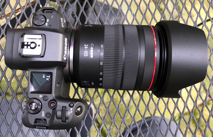 Canon R Mirrorless - Hits and Misses - Luminous Landscape