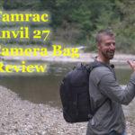 Tamrac Anvil Camera Backpack Review