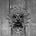 """Sanctuary Knocker"""