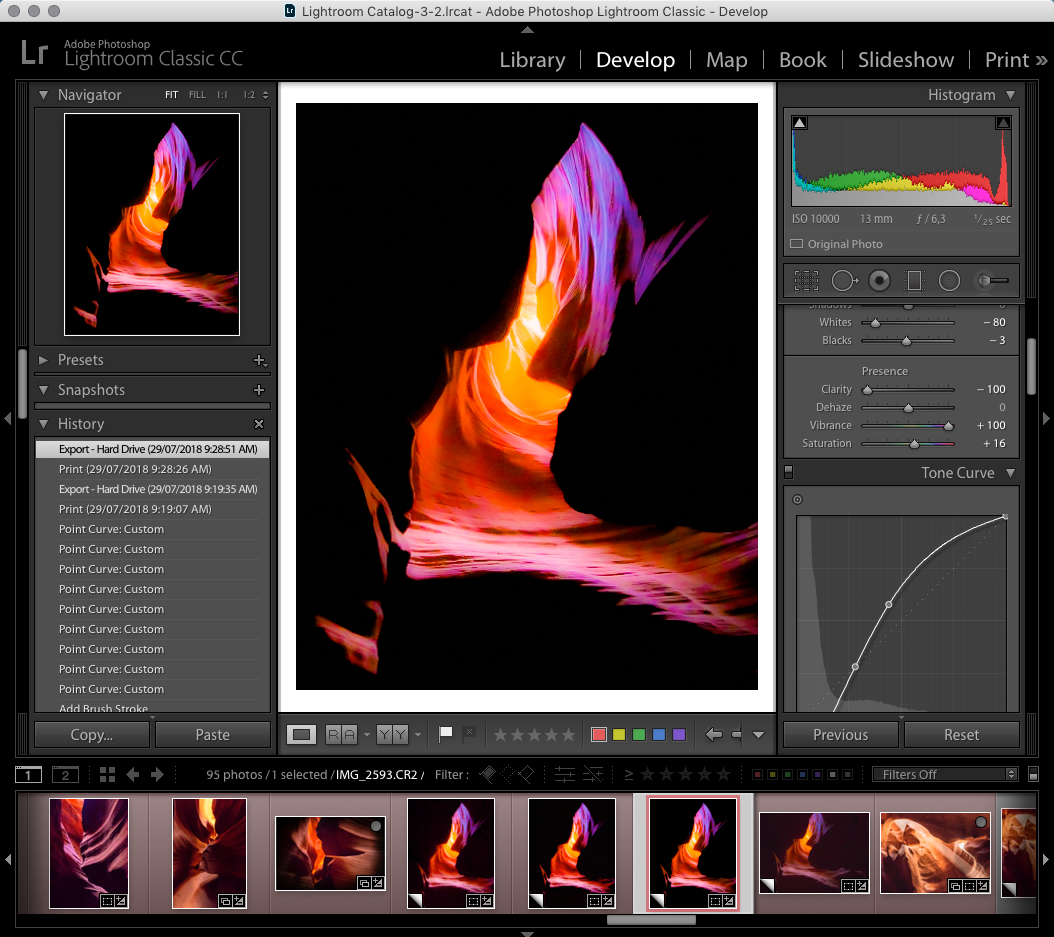 Turning Photographs Into Art Part 6: Printing from Lightroom