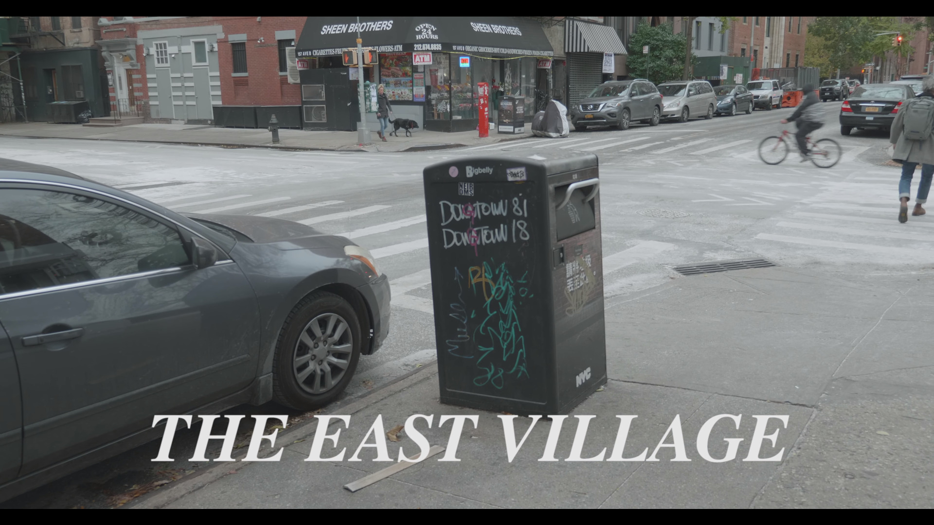 James Maher Followup: East Village